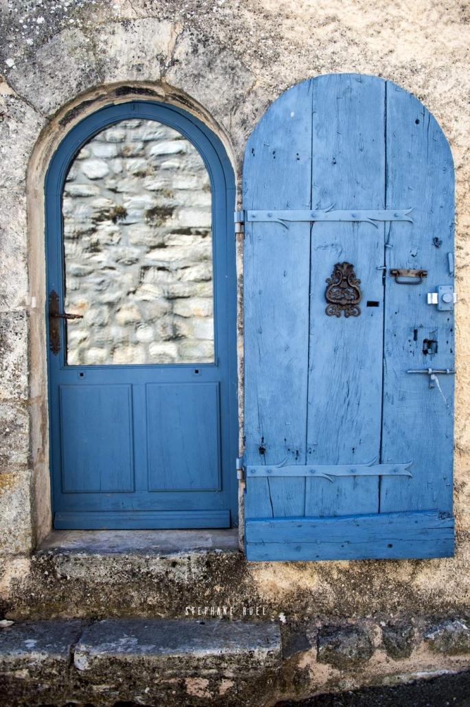 Photographie-porte-provencale--en-couleur--a-avignon-vaucluse-84000-stephane-ruel-photographe-professionel