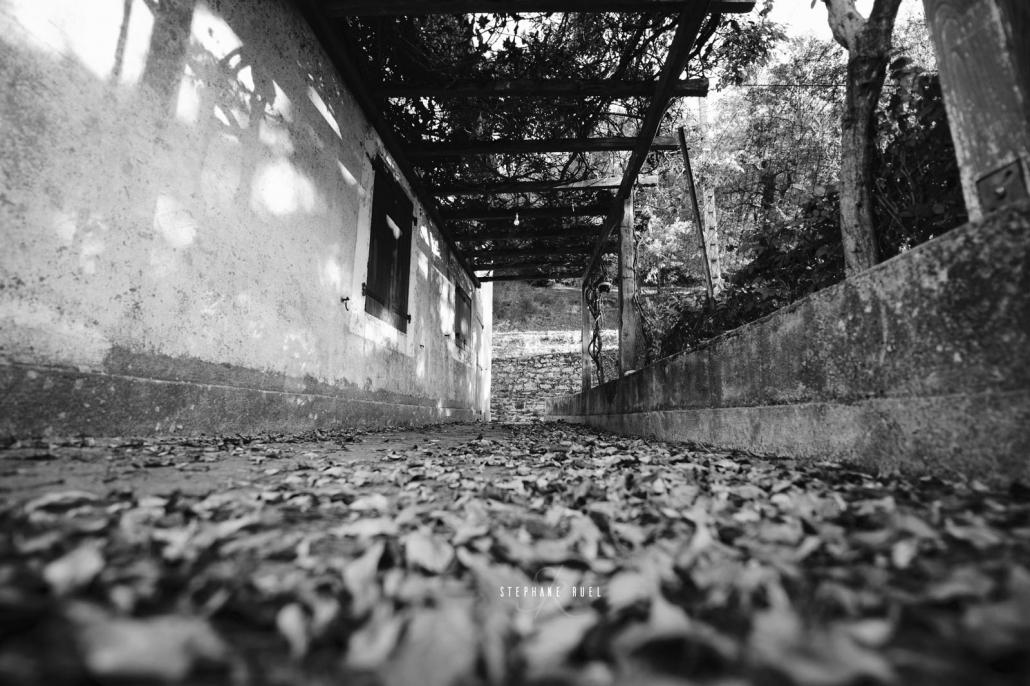 belle-photo-vieille-maison--en-noir-et-blanc-a-avignon-vaucluse-84000-provence-stephane-ruel-photographe-professionel